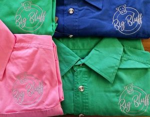 Big Bluff Shirts